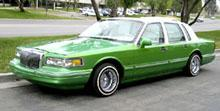 Another BIGG_BOI_661 1995 Lincoln Town Car post... - 12417607
