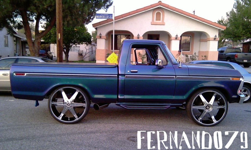 Another fernando79 1979 Ford Custom post... - 12419019