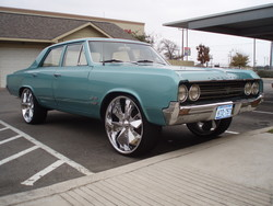 jerome2 1964 Oldsmobile Cutlass