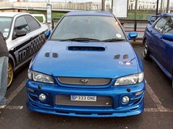 635726s 2001 Subaru Impreza