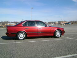 Chen540is 1995 BMW 5 Series