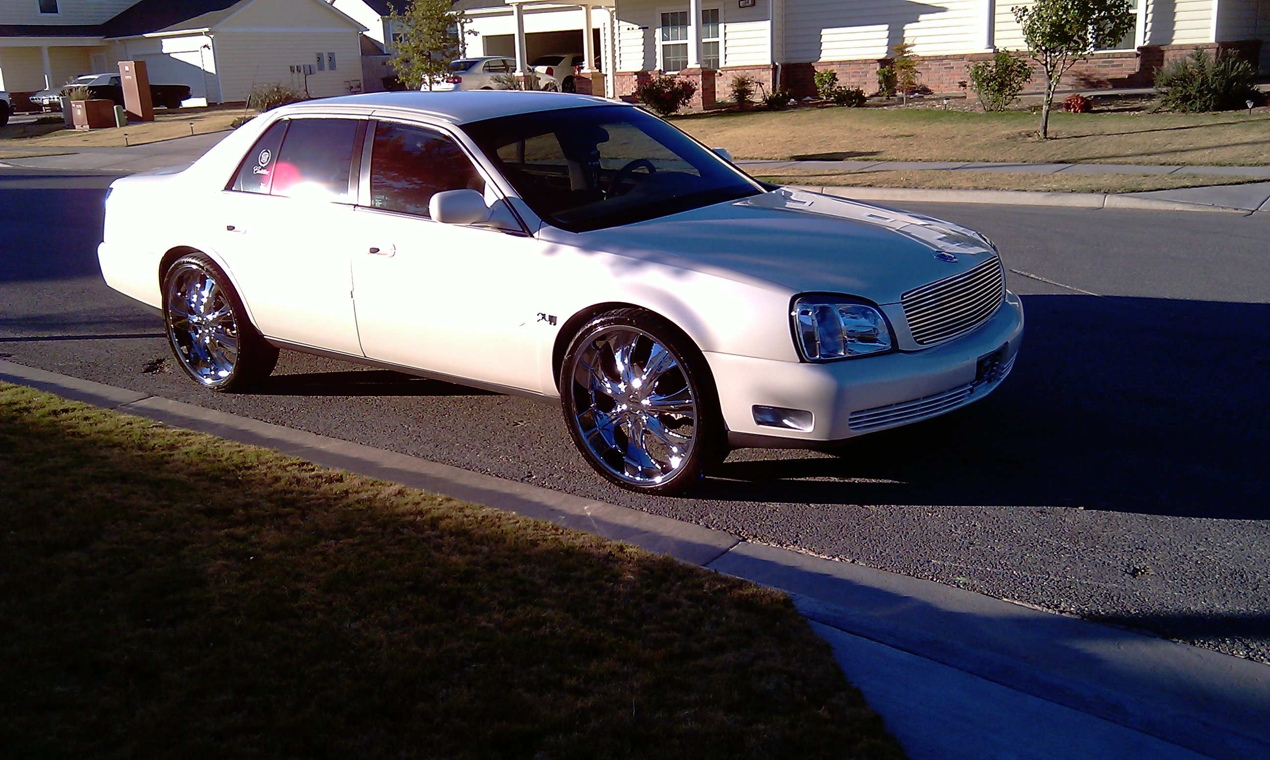 Cody B20337 2002 Cadillac Deville Specs Photos Modification Info