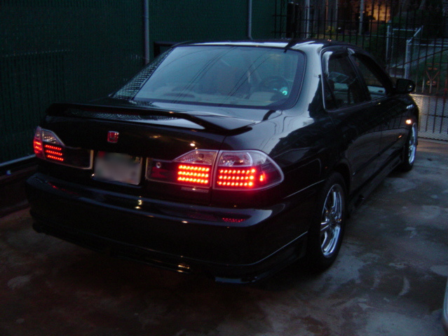 Bull_002 2000 Honda Accord 12420057