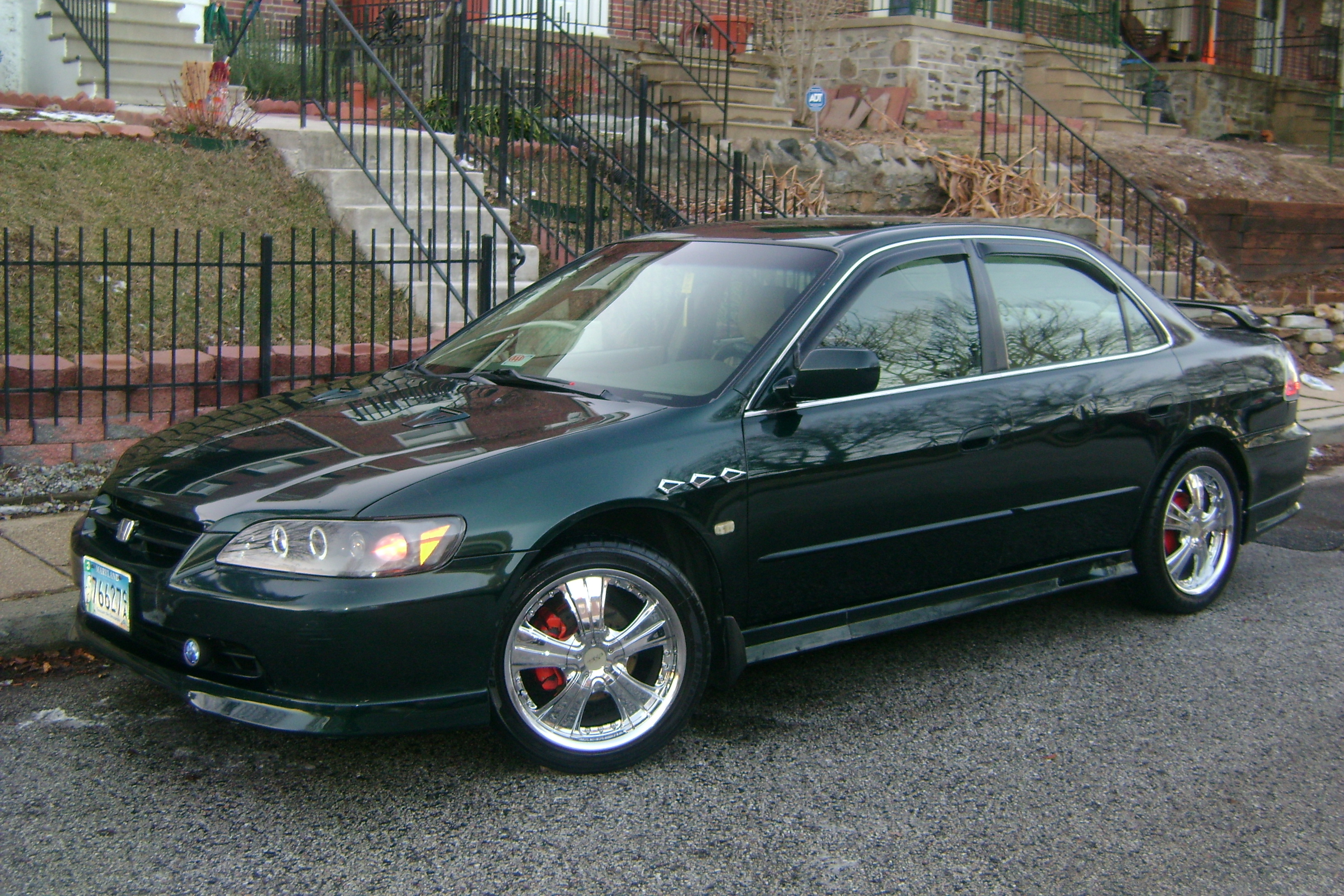 Bull_002 2000 Honda Accord 12420066