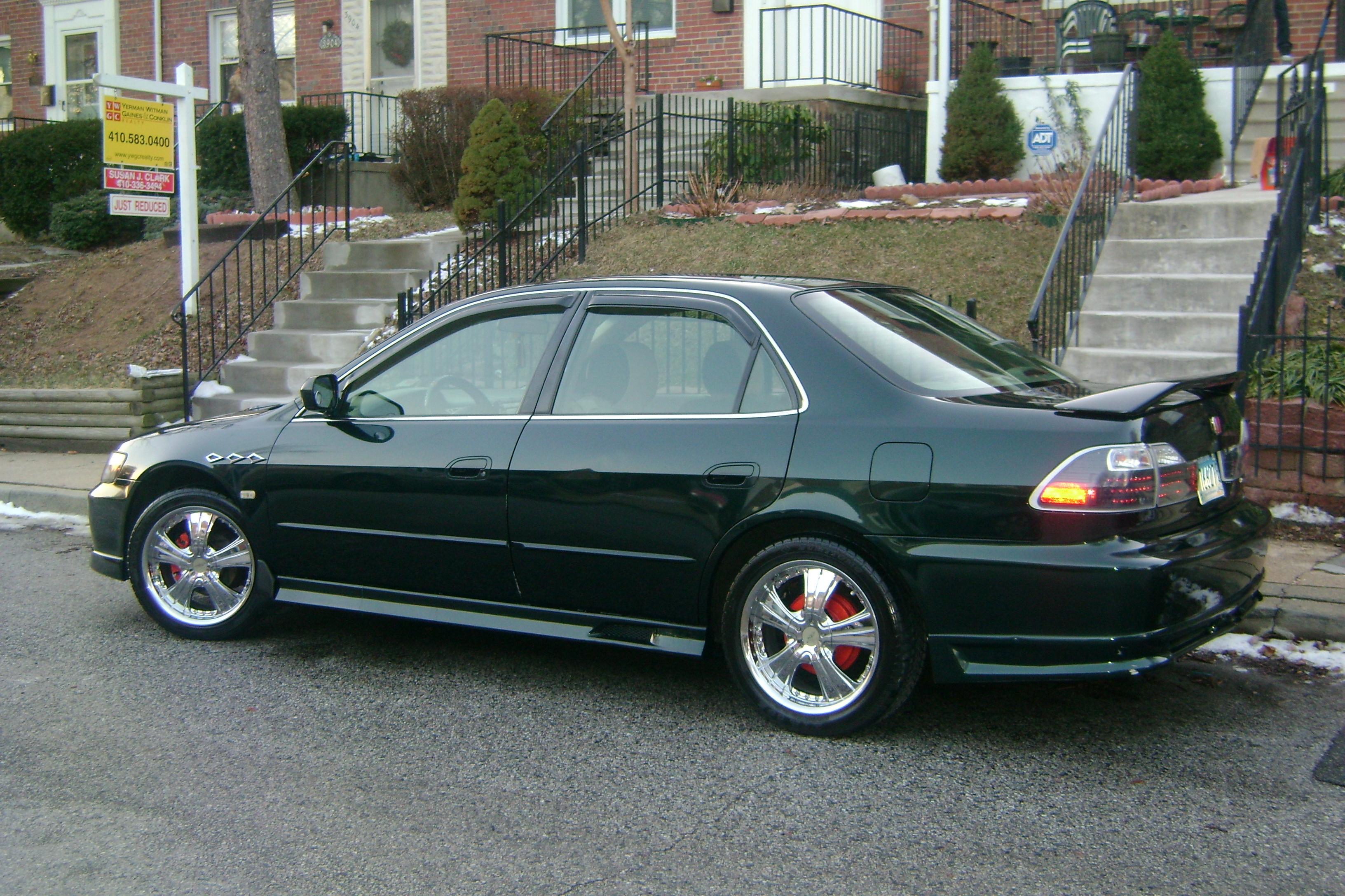 Bull_002 2000 Honda Accord 12420071