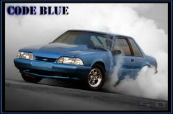 92CodeBlues 1992 Ford Mustang