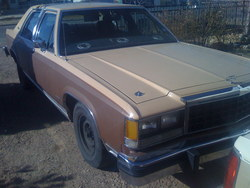 806homeboy 1984 Ford Crown Victoria