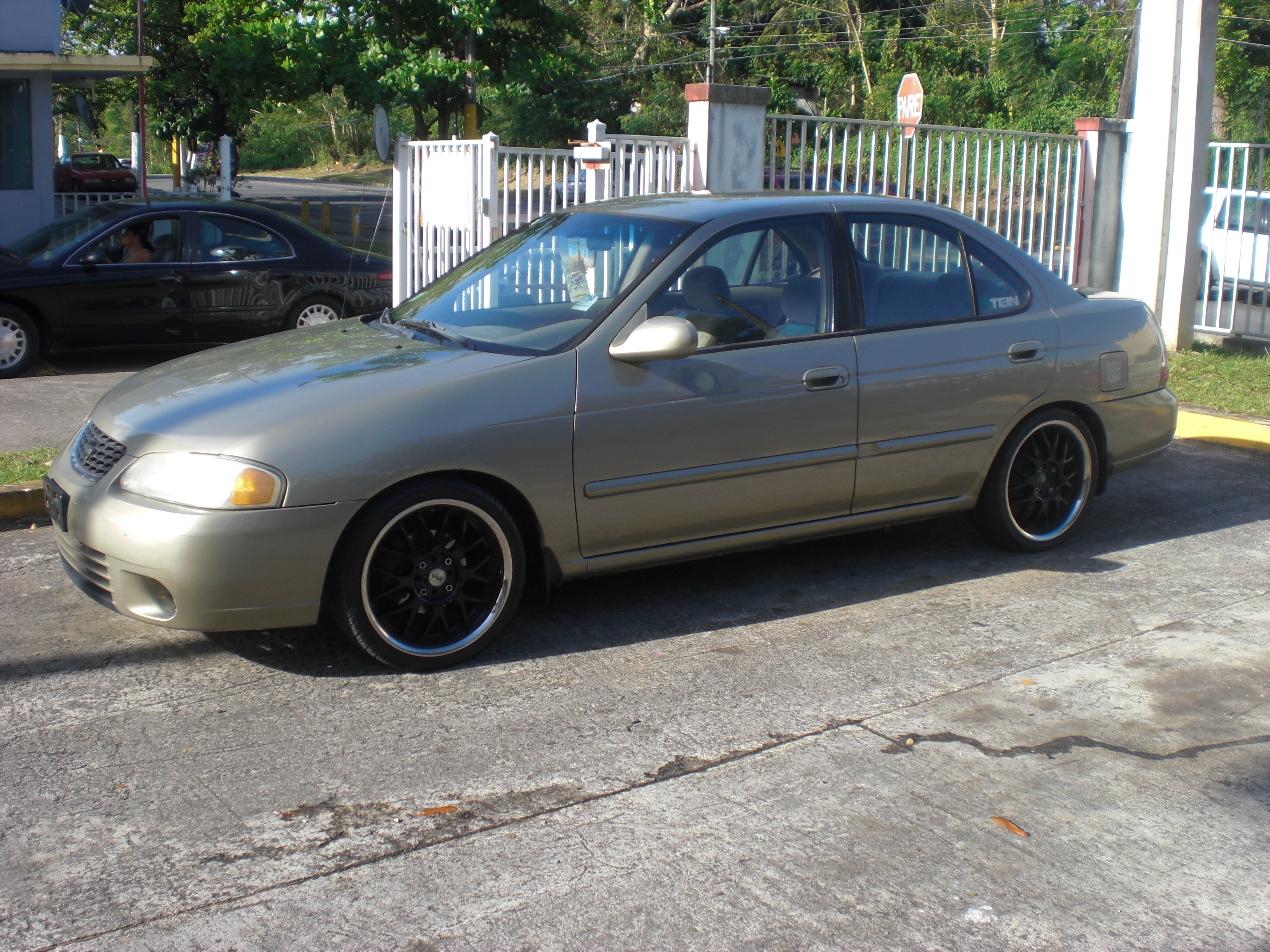 Another lowerthanloneon 2001 Nissan Sentra post... - 12420757