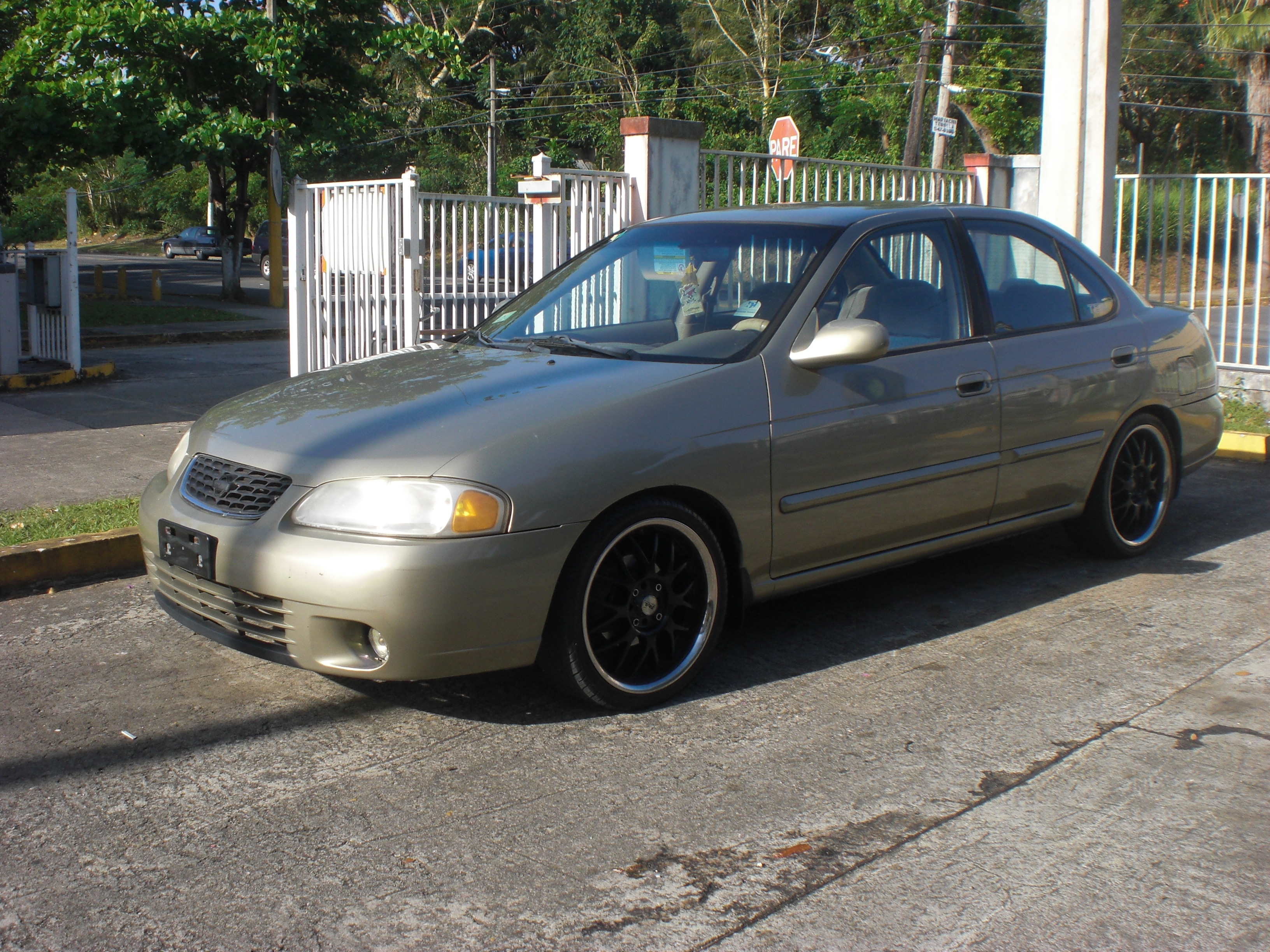 Another lowerthanloneon 2001 Nissan Sentra post... - 12420758