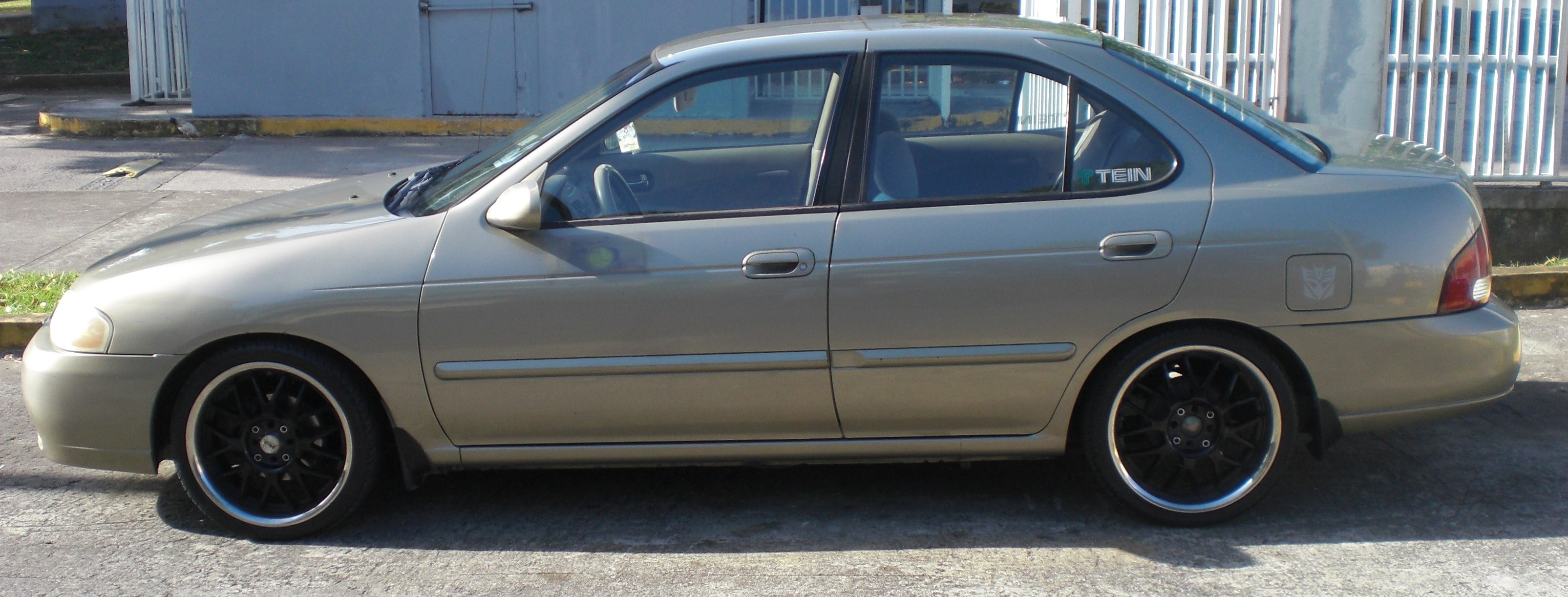 Another lowerthanloneon 2001 Nissan Sentra post... - 12420759