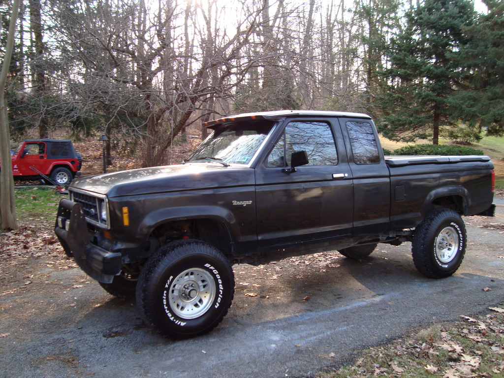 Picture of 1987 ford ranger skyjacker 4 inch
