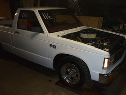 spears1s 1982 Chevrolet S10 Regular Cab