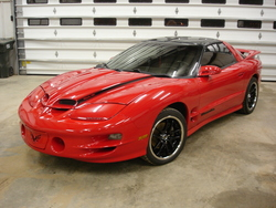 RDDRGNs 2000 Pontiac Trans Am