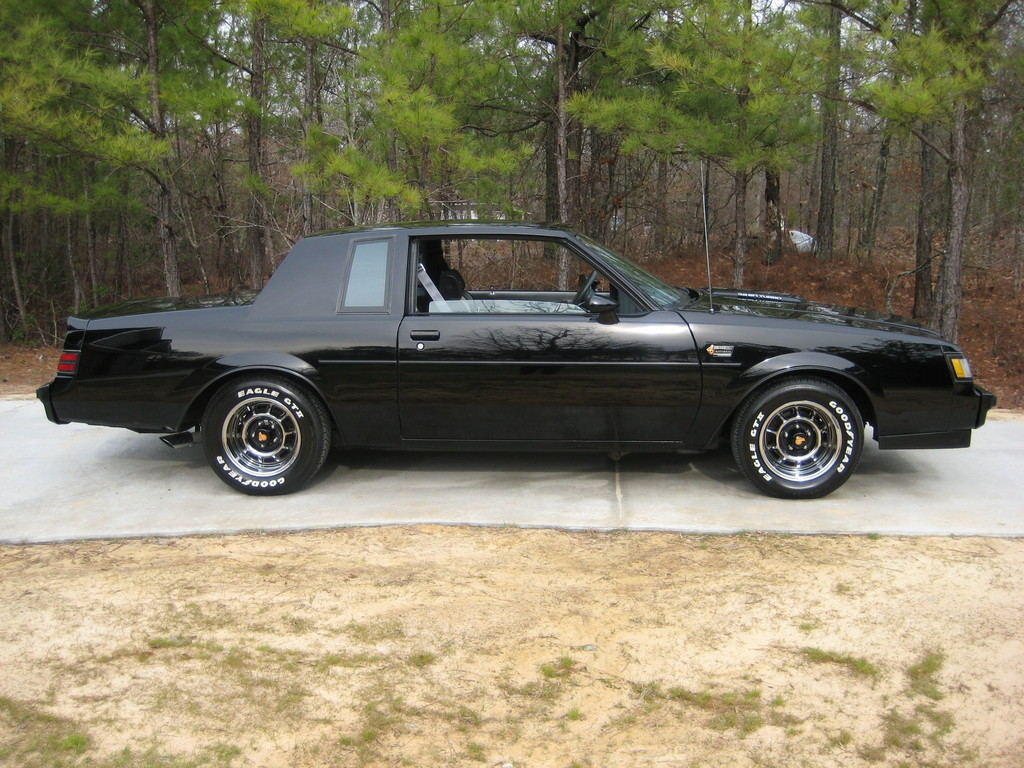 oleblack 87 1987 buick grand national specs photos modification info. Cars Review. Best American Auto & Cars Review