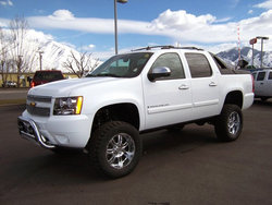 MBKing24 2009 Chevrolet Avalanche