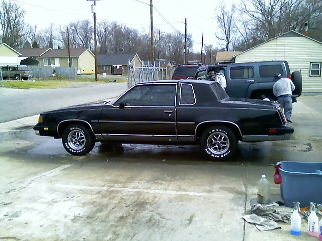 80somethingcutty 1985 Oldsmobile Cutlass Supreme Specs Photos Modification Info At Cardomain