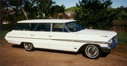 TeaminertiaDrifts 1964 Ford Galaxie