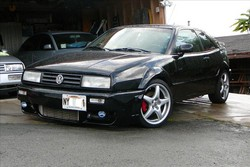 castrovr6s 1992 Volkswagen Corrado