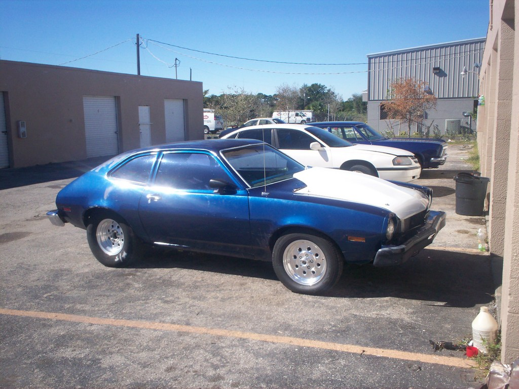 Fordpinto 1975 Ford Pinto Specs Photos Modification Info At Cardomain