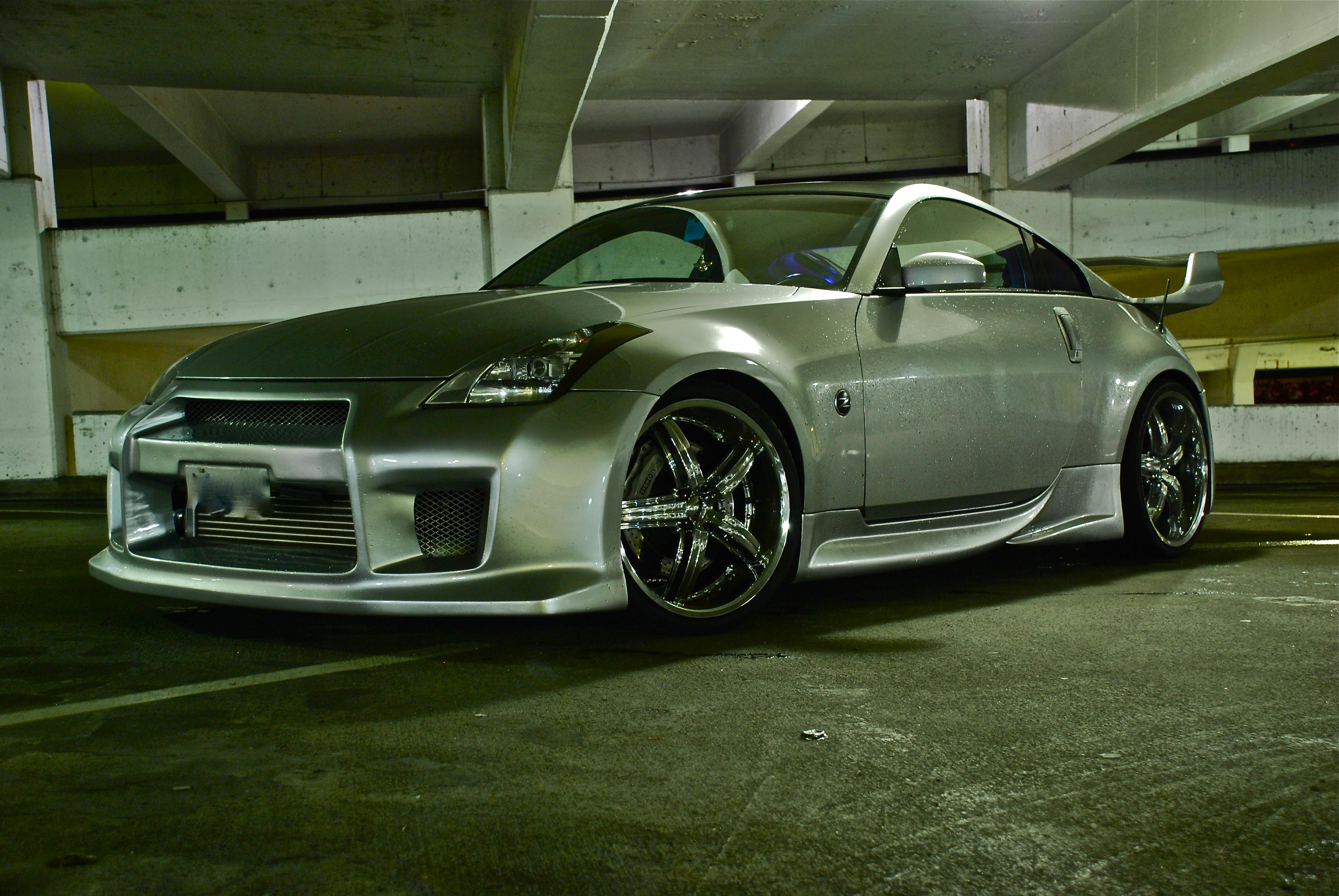 xxxxxl 2003 nissan 350z specs photos modification info. Black Bedroom Furniture Sets. Home Design Ideas