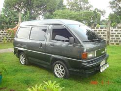 acr982s 1992 Toyota Van