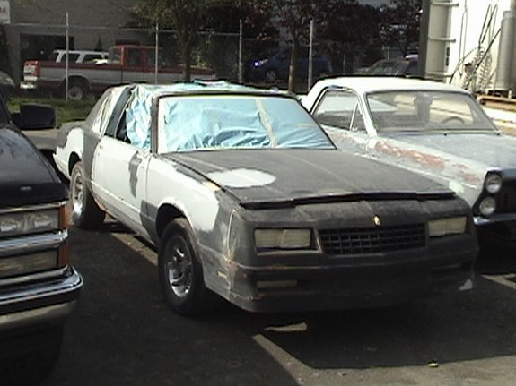 Another SawaCustoms 1986 Chevrolet Monte Carlo post... - 9499128