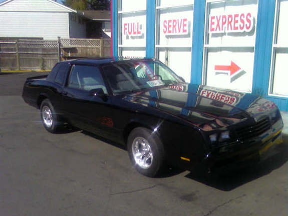 Another SawaCustoms 1986 Chevrolet Monte Carlo post... - 9499138