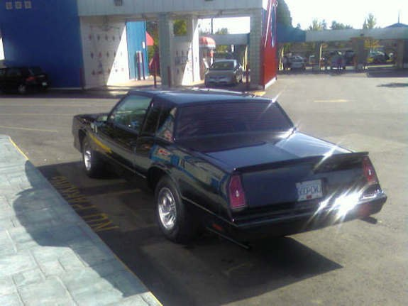 Another SawaCustoms 1986 Chevrolet Monte Carlo post... - 9499139