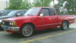 720s_ltds 1985 Nissan 720 Pick-Up