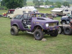 Posfotrd 1970 International Scout