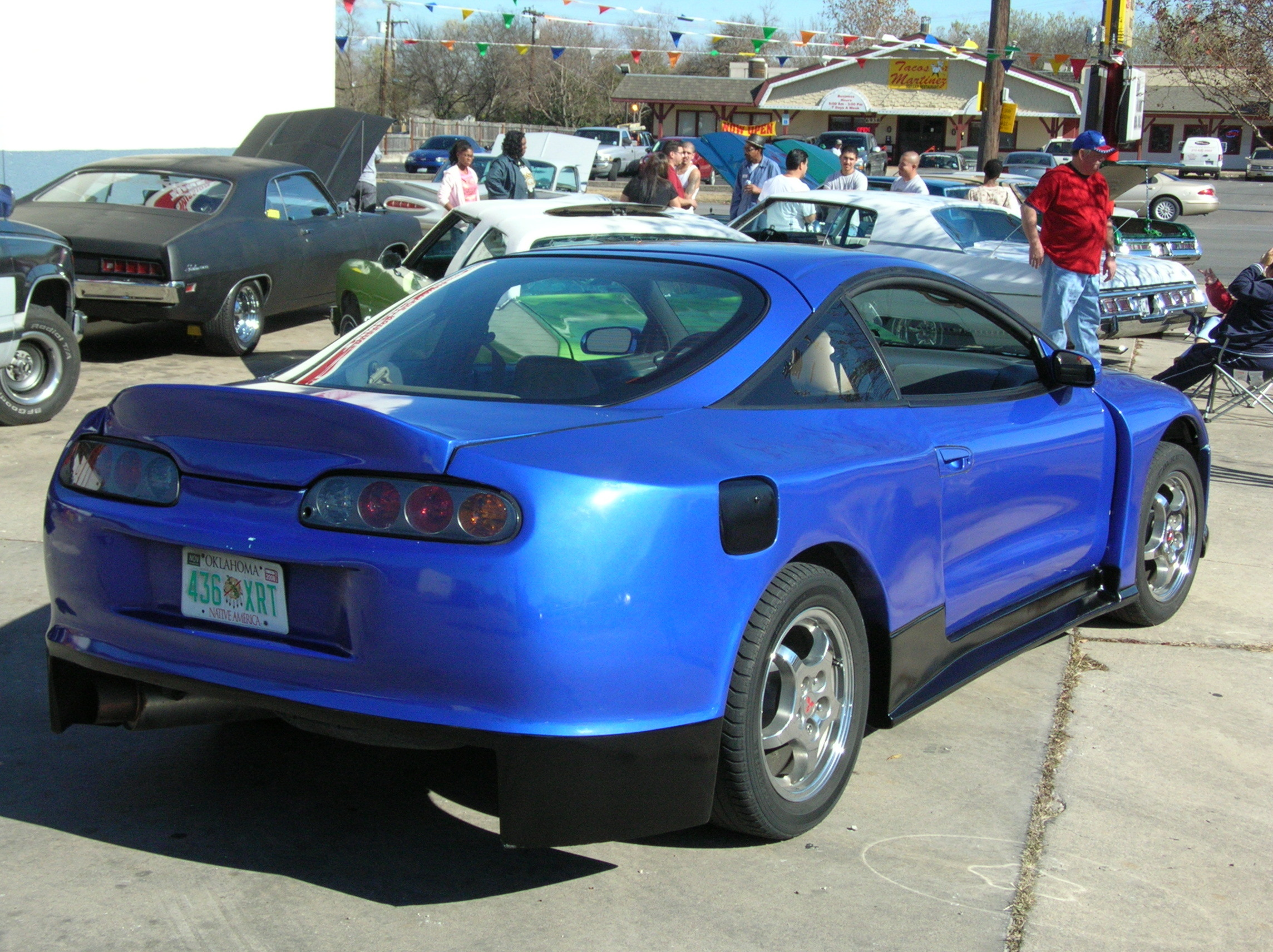 sandiballs287 1998 mitsubishi eclipse specs photos modification