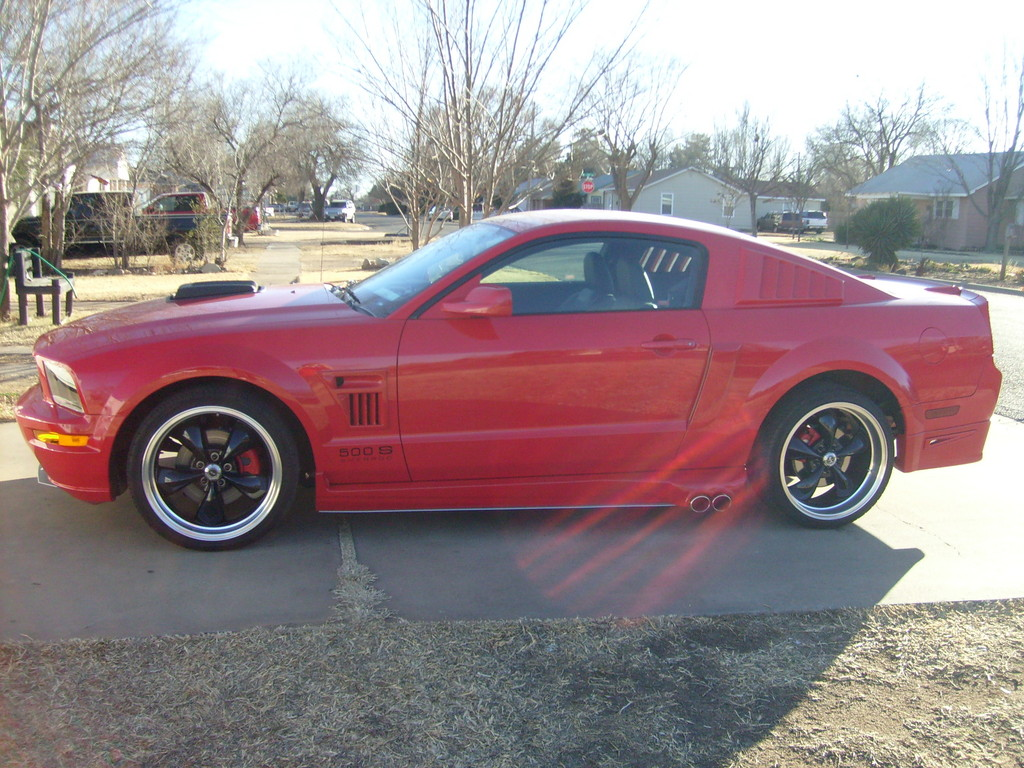 rodthestud's 2008 Ford Mustang