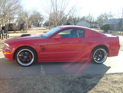 rodthestuds 2008 Ford Mustang