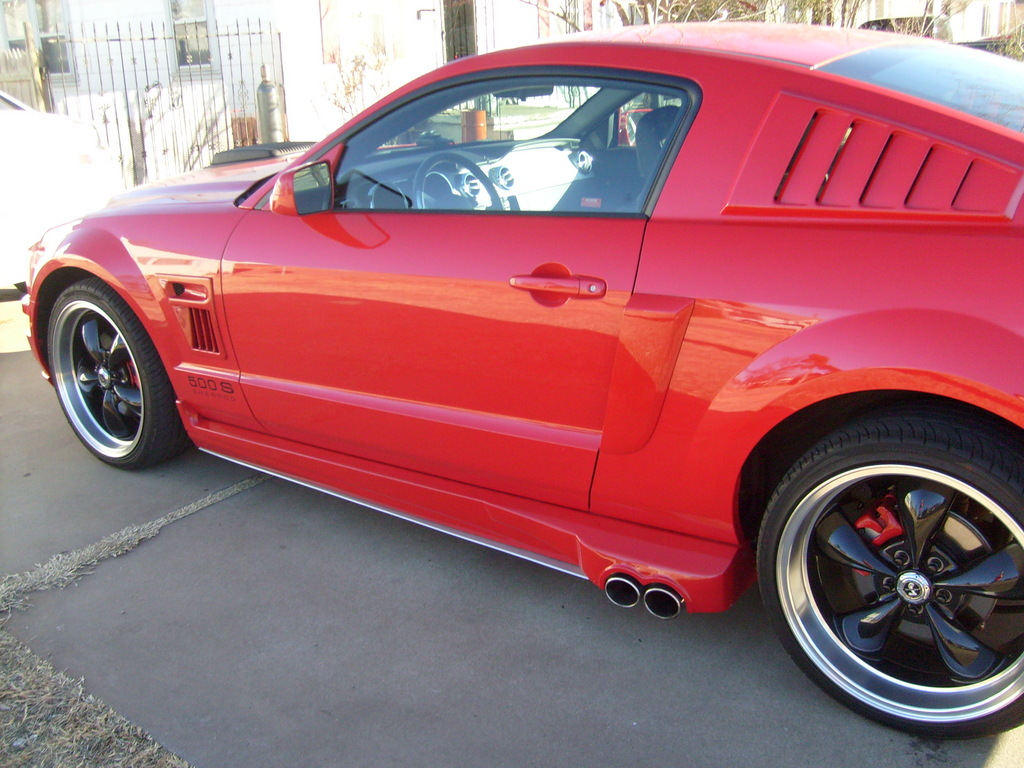rodthestud 2008 Ford Mustang 12426559