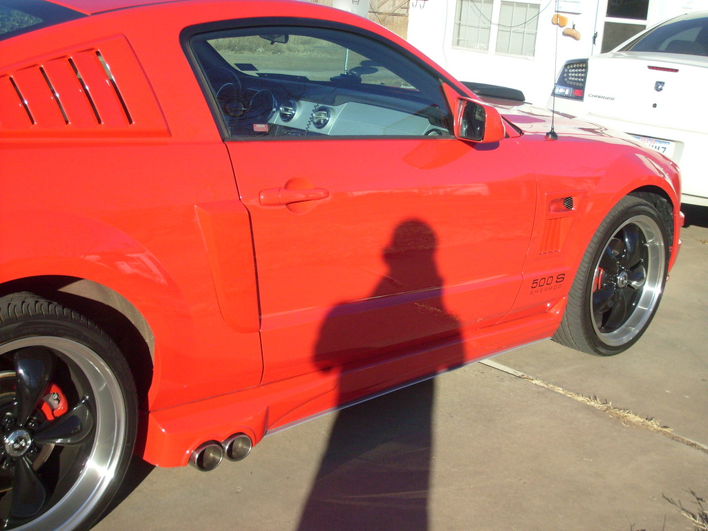 rodthestud 2008 Ford Mustang 12426561