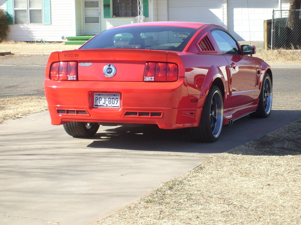 rodthestud 2008 Ford Mustang 12426576