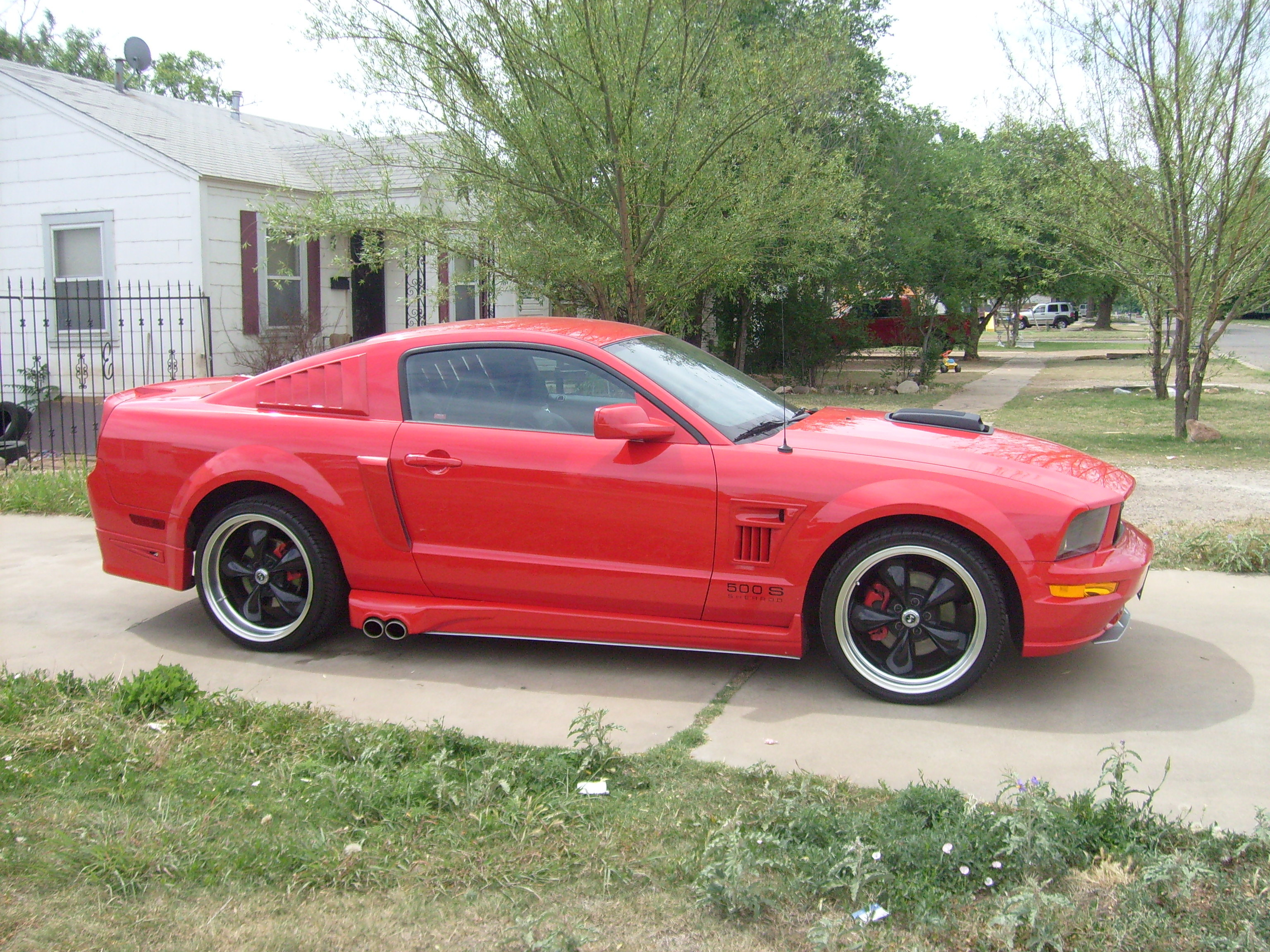rodthestud 2008 Ford Mustang 12426579