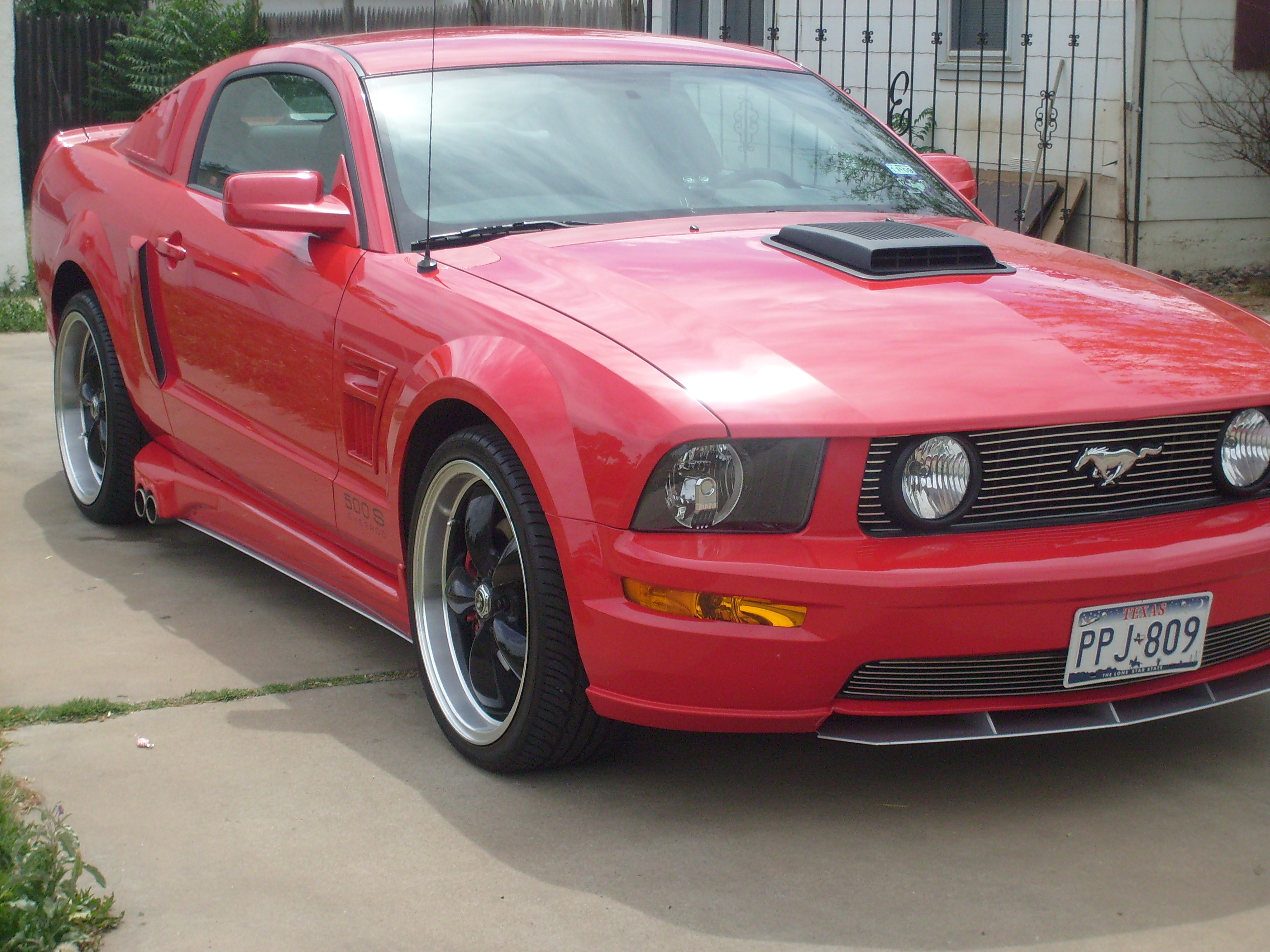 rodthestud 2008 Ford Mustang 12426580