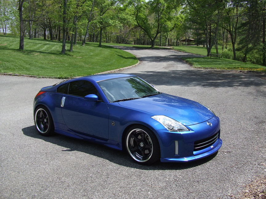 Jason350z 2007 Nissan 350Z Specs, Photos, Modification ...