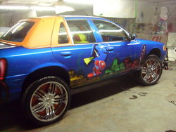 FINDINGNEMOs 2000 Ford Crown Victoria