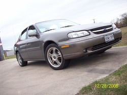 doughboy2k7s 2001 Chevrolet Malibu