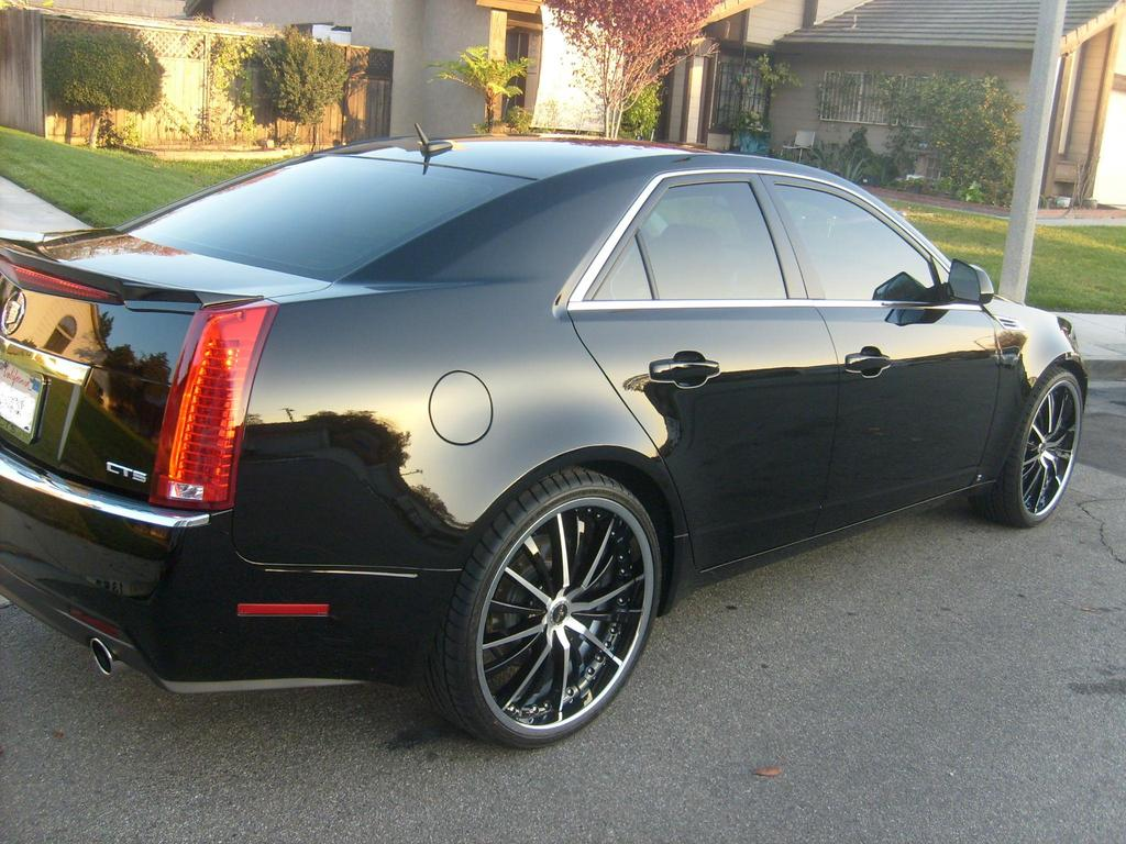 Mr Ae Z Cts 2008 Cadillac Cts Specs Photos Modification