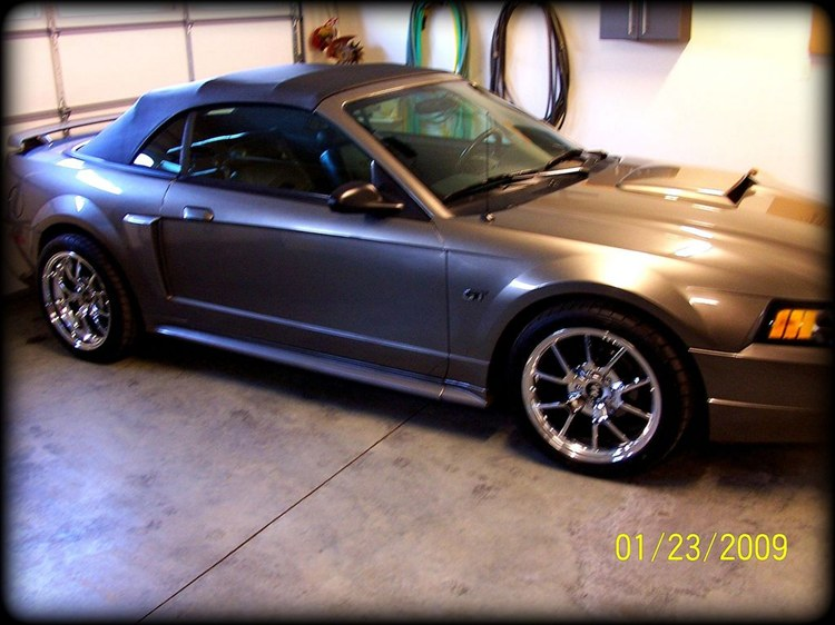 Another RidinLow43 2001 Ford Mustang post... - 12431195
