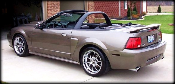Another RidinLow43 2001 Ford Mustang post... - 12431223