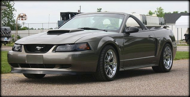 Another RidinLow43 2001 Ford Mustang post... - 12431226