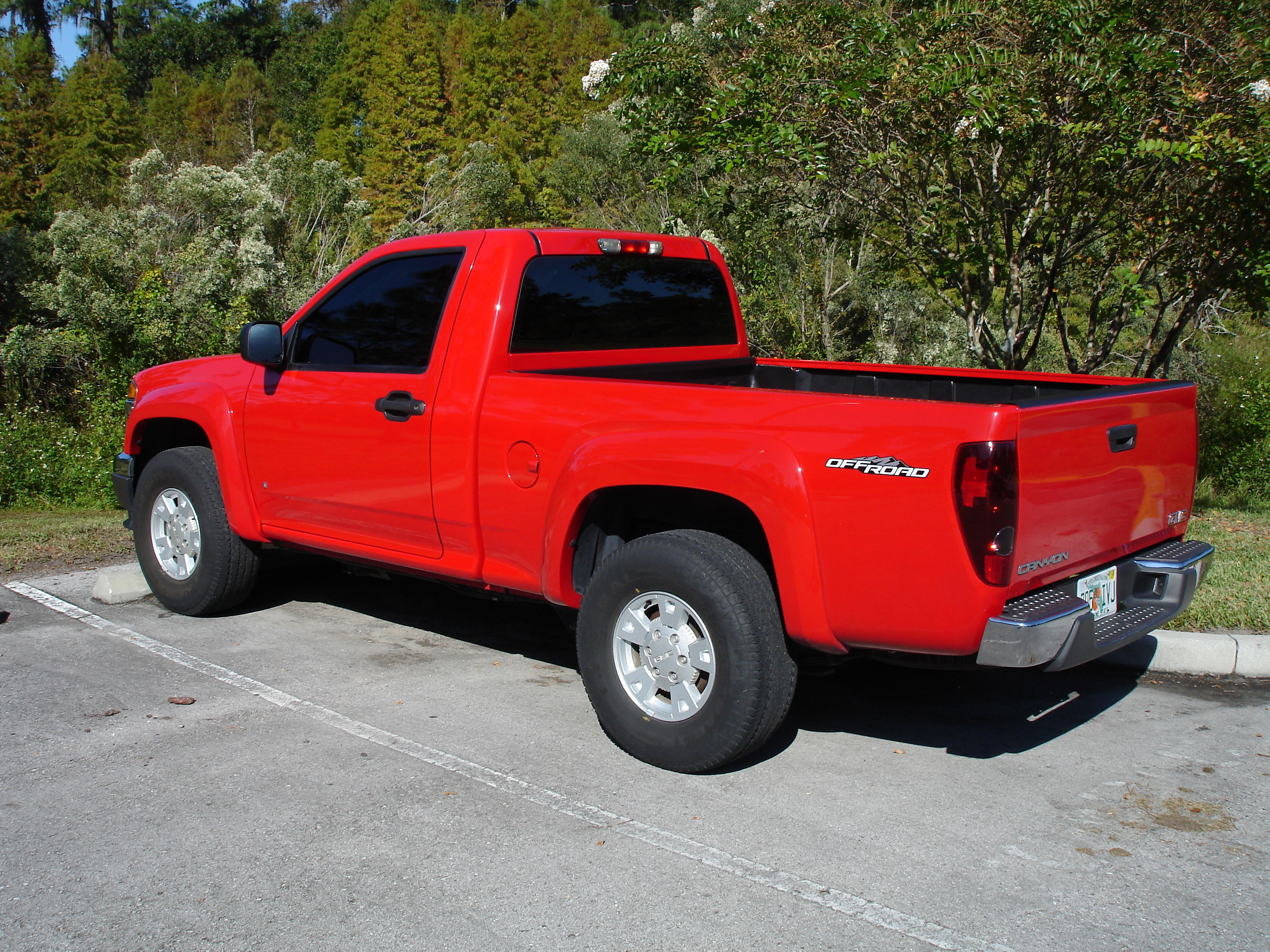 Absoultdriven 2006 Gmc Canyon Regular Cab Specs Photos