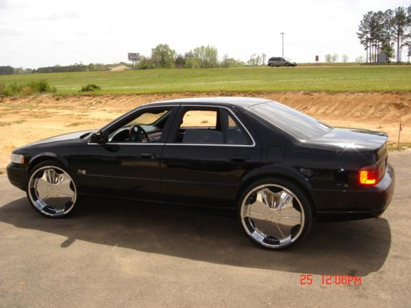 Must-Be-2-Sidez 2004 Cadillac STS's Photo Gallery at CarDomain