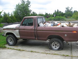 Mike75Ford 1975 Ford F150 Regular Cab