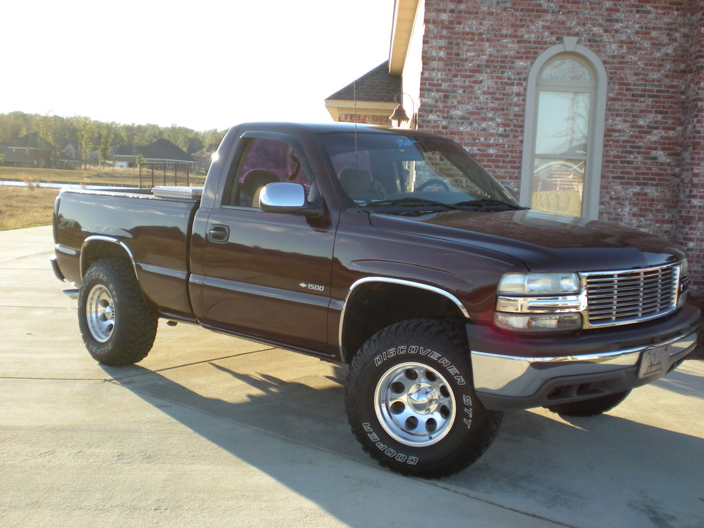 bamaboy10 1999 chevrolet silverado 1500 regular cab 32154440001 large. Cars Review. Best American Auto & Cars Review
