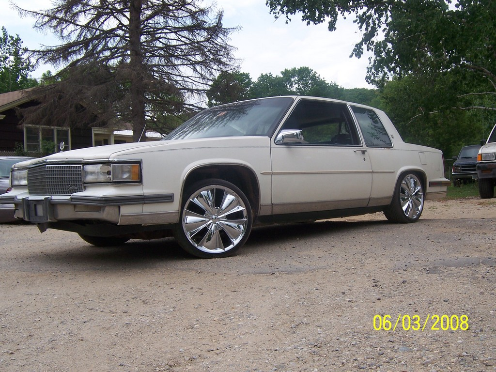 krupted kaos 1988 cadillac deville specs photos. Cars Review. Best American Auto & Cars Review